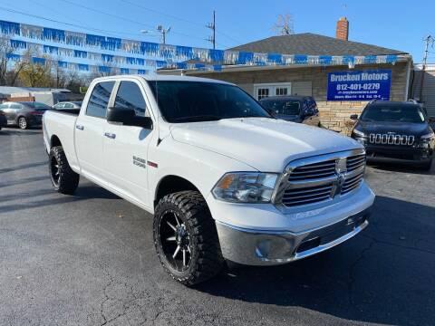 2014 RAM Ram Pickup 1500 for sale at Brucken Motors in Evansville IN