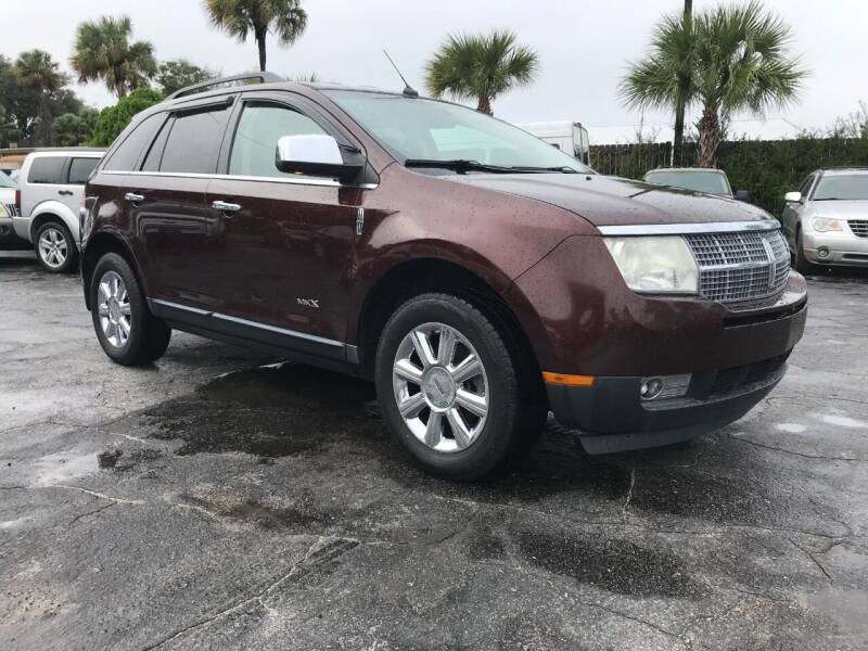 2009 Lincoln MKX for sale at AutoVenture Sales And Rentals in Holly Hill FL