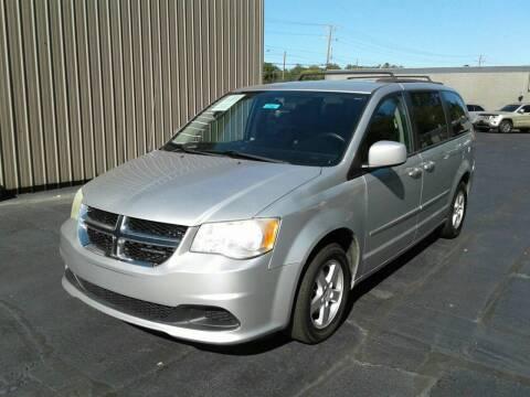 2012 Dodge Grand Caravan for sale at Car Guys in Lenoir NC