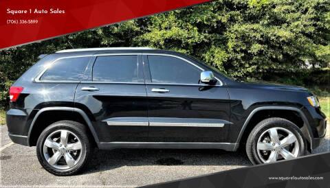 2011 Jeep Grand Cherokee for sale at Square 1 Auto Sales - Commerce in Commerce GA