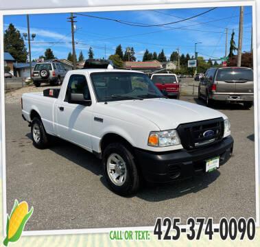 2011 Ford Ranger for sale at Corn Motors in Everett WA