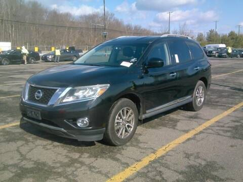 2013 Nissan Pathfinder for sale at Cj king of car loans/JJ's Best Auto Sales in Troy MI