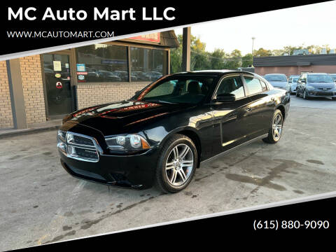 2013 Dodge Charger for sale at MC Auto Mart LLC in Hermitage TN