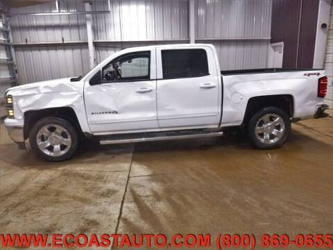 2015 Chevrolet Silverado 1500 for sale at East Coast Auto Source Inc. in Bedford VA