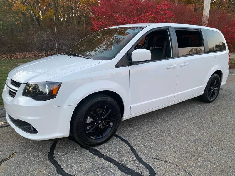 2019 Dodge Grand Caravan for sale at Padula Auto Sales in Braintree MA