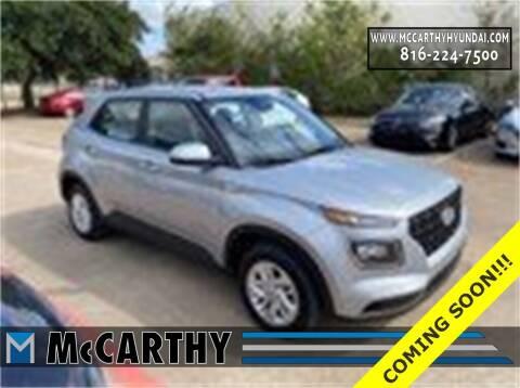 2021 Hyundai Venue for sale at Mr. KC Cars - McCarthy Hyundai in Blue Springs MO