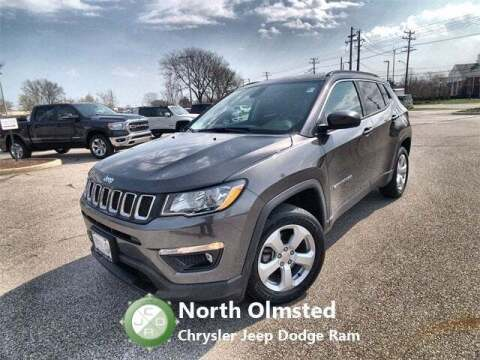 2018 Jeep Compass for sale at North Olmsted Chrysler Jeep Dodge Ram in North Olmsted OH