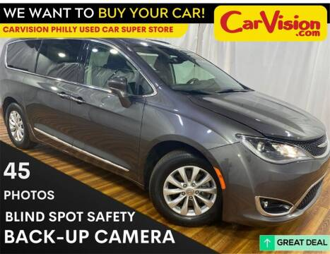 2018 Chrysler Pacifica for sale at Car Vision Mitsubishi Norristown - Car Vision Philly Used Car SuperStore in Philadelphia PA
