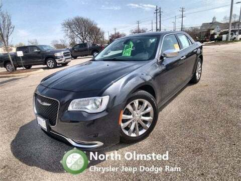 2018 Chrysler 300 for sale at North Olmsted Chrysler Jeep Dodge Ram in North Olmsted OH