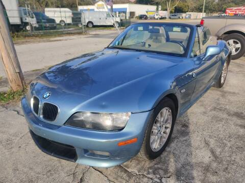 2001 BMW Z3 for sale at Advance Import in Tampa FL