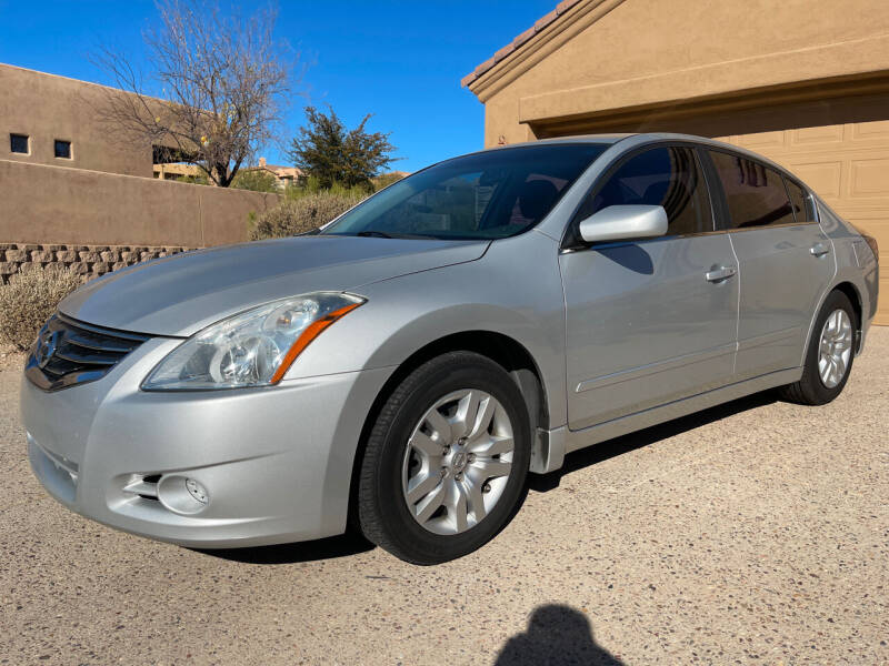 2012 Nissan Altima for sale at Tucson Auto Sales in Tucson AZ