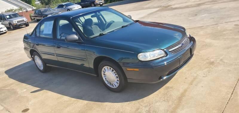 2001 Chevrolet Malibu for sale at Select Auto Sales in Hephzibah GA