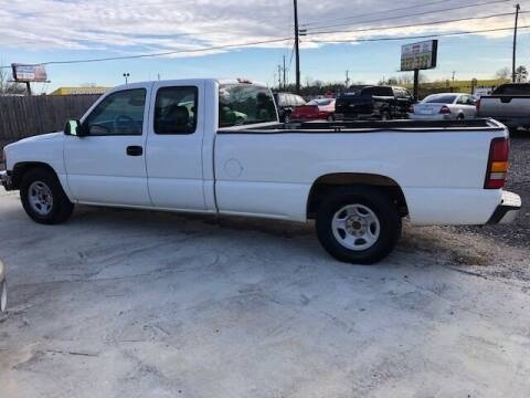2003 GMC Sierra 1500 for sale at Harley's Auto Sales in North Augusta SC