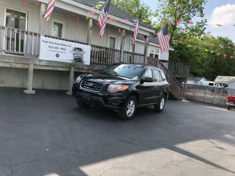 2010 Hyundai Santa Fe for sale at Flash Ryd Auto Sales in Kansas City KS