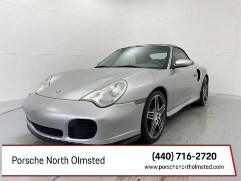 2004 Porsche 911 for sale at Porsche North Olmsted in North Olmsted OH