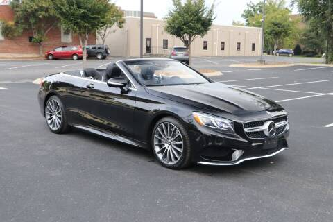2017 Mercedes-Benz S-Class for sale at Auto Collection Of Murfreesboro in Murfreesboro TN