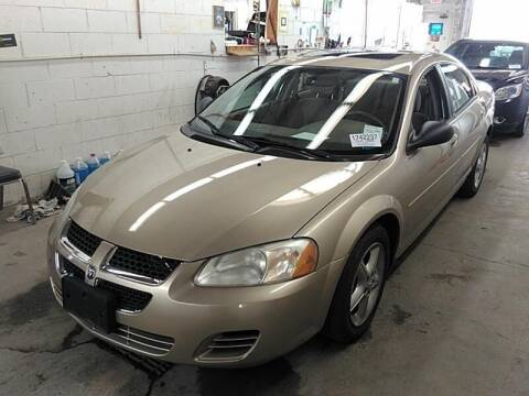 2004 Dodge Stratus for sale at Cj king of car loans/JJ's Best Auto Sales in Troy MI