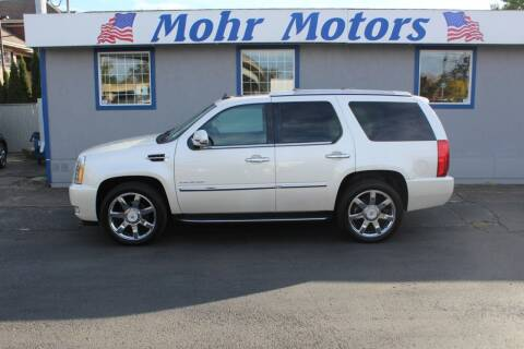 2010 Cadillac Escalade for sale at Mohr Motors in Salem OR