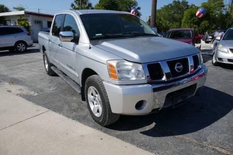 2005 Nissan Titan for sale at J Linn Motors in Clearwater FL