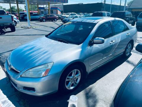 2006 Honda Accord for sale at Car Credit Stop 12 in Calumet City IL