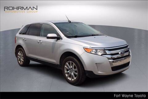 2014 Ford Edge for sale at BOB ROHRMAN FORT WAYNE TOYOTA in Fort Wayne IN