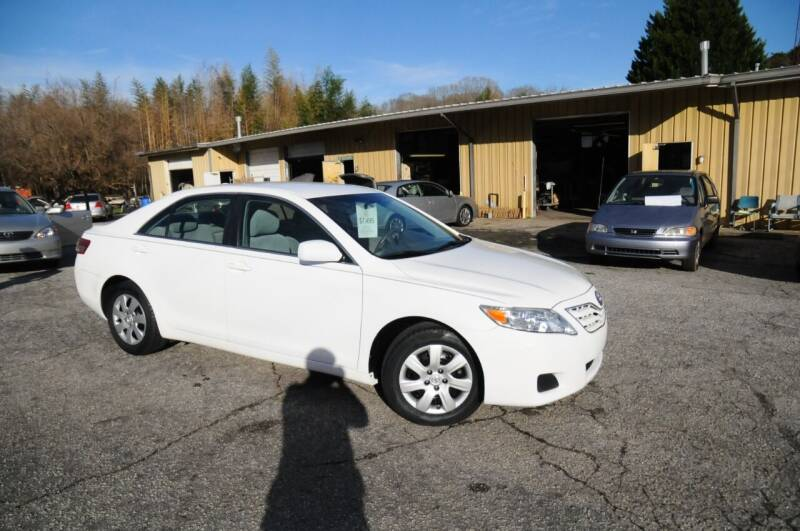 2010 Toyota Camry for sale at RICHARDSON MOTORS USED CARS - Buy Here Pay Here in Anderson SC