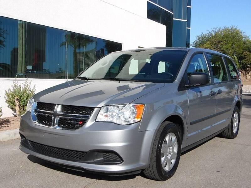 2013 Dodge Grand Caravan for sale at Auction Motors in Las Vegas NV