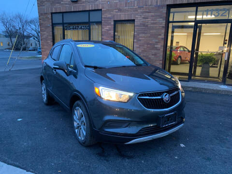 2017 Buick Encore for sale at Dominic Sales LTD in Syracuse NY
