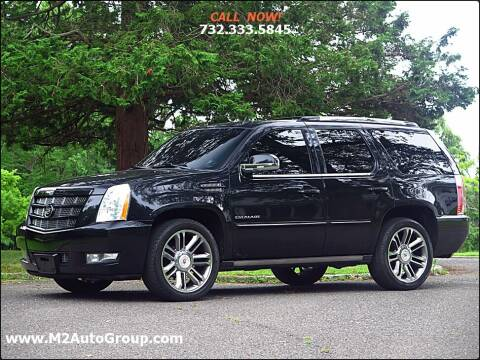 2012 Cadillac Escalade for sale at M2 Auto Group Llc. EAST BRUNSWICK in East Brunswick NJ