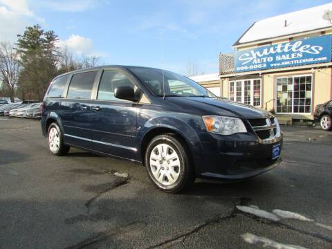 2016 Dodge Grand Caravan for sale at Shuttles Auto Sales LLC in Hooksett NH