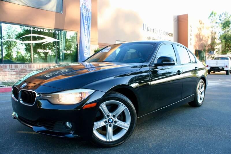 2013 BMW 3 Series for sale at CK Motors in Murrieta CA