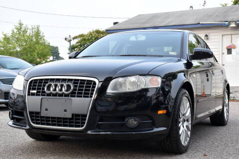 2008 Audi A4 for sale at Wheel Deal Auto Sales LLC in Norfolk VA