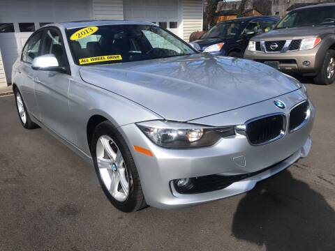 2013 BMW 3 Series for sale at Alexander Antkowiak Auto Sales in Hatboro PA
