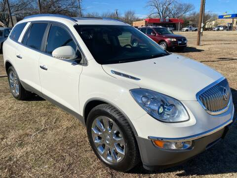 2011 Buick Enclave for sale at Texas Select Autos LLC in Mckinney TX