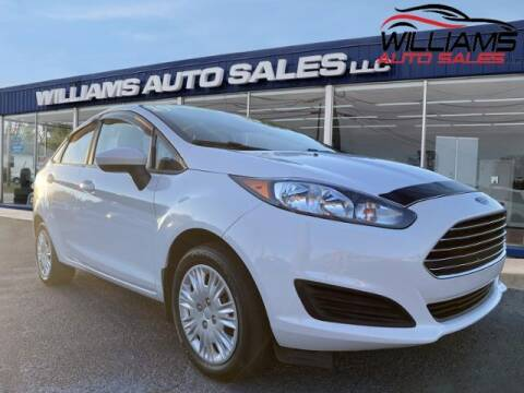 2019 Ford Fiesta for sale at Williams Auto Sales, LLC in Cookeville TN