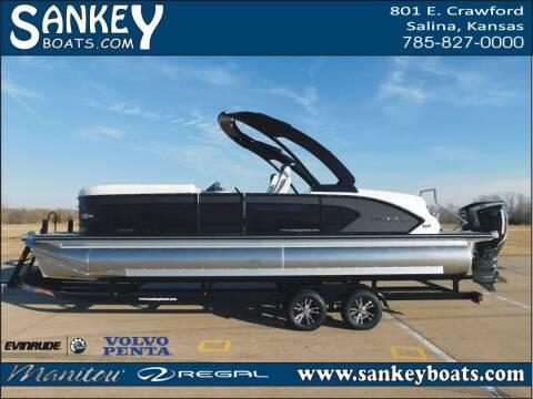 2019 Manitou Xplode 25 RFX SHP for sale at SankeyBoats.com in Salina KS