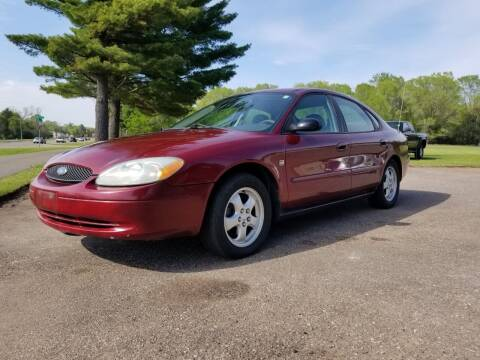 2004 Ford Taurus for sale at Shores Auto in Lakeland Shores MN
