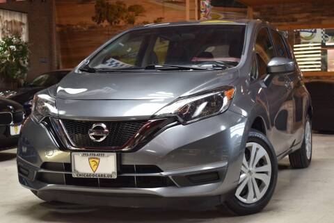 2018 Nissan Versa Note for sale at Chicago Cars US in Summit IL