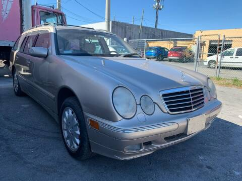 2000 Mercedes-Benz E-Class for sale at YID Auto Sales in Hollywood FL