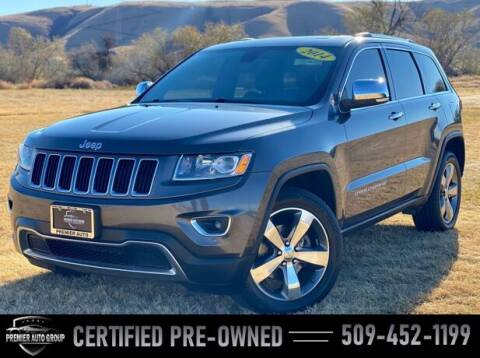 2014 Jeep Grand Cherokee for sale at Premier Auto Group in Union Gap WA