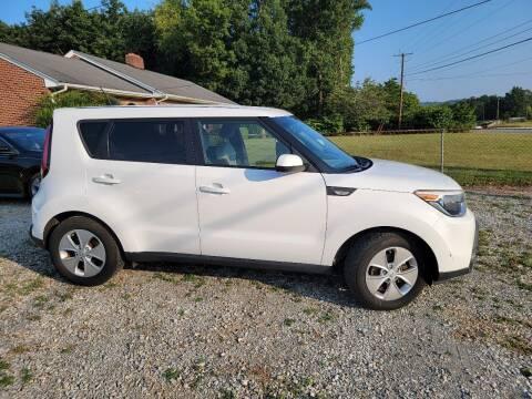 2014 Kia Soul for sale at 220 Auto Sales in Rocky Mount VA