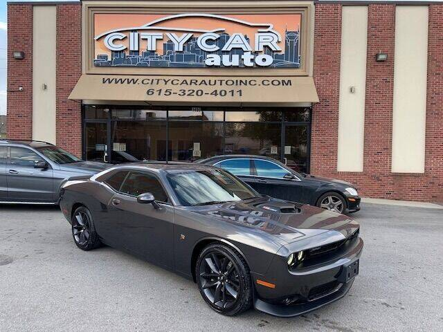 2019 Dodge Challenger for sale at CITY CAR AUTO INC in Nashville TN