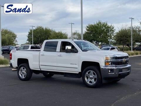 2015 Chevrolet Silverado 2500HD for sale at Sands Chevrolet in Surprise AZ