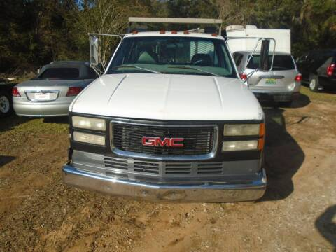 2000 GMC Sierra 3500 for sale at Alabama Auto Sales in Semmes AL