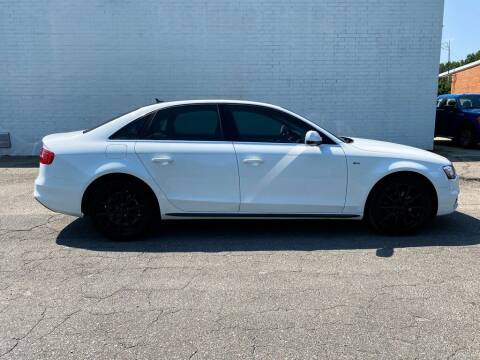 2016 Audi A4 for sale at Smart Chevrolet in Madison NC