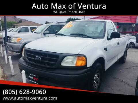 2004 Ford F-150 Heritage for sale at Auto Max of Ventura in Ventura CA