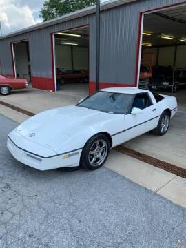 1986 Chevrolet Corvette for sale at Gibby's Motorsports in Ebensburg PA