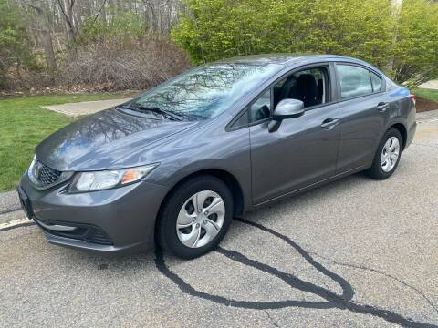 2013 Honda Civic for sale at Padula Auto Sales in Braintree MA