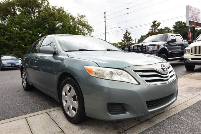 2010 Toyota Camry for sale at Grant Car Concepts in Orlando FL