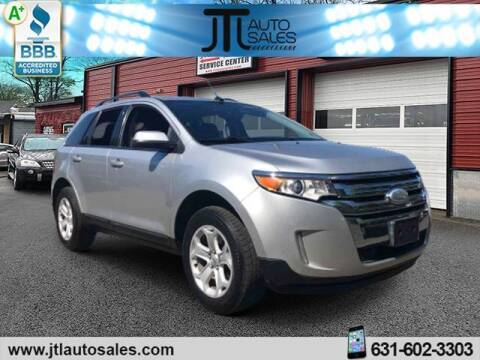 2013 Ford Edge for sale at JTL Auto Inc in Selden NY